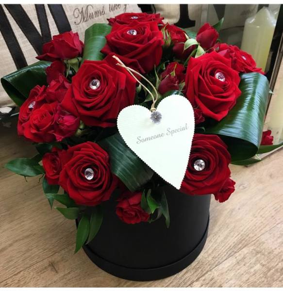 Red Romance                                                                                                                                                Start From £60.00